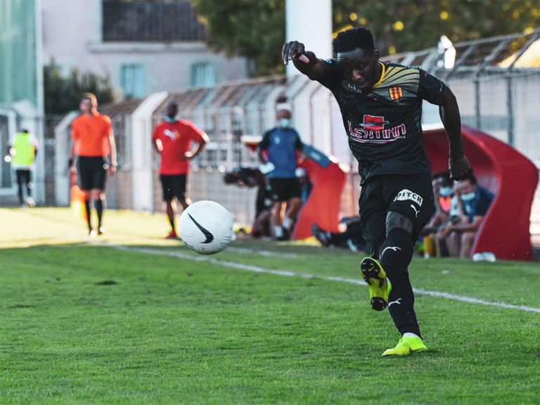 National 3 : Yvan Kibundu s'engage avec le Stade Poitevin FC
