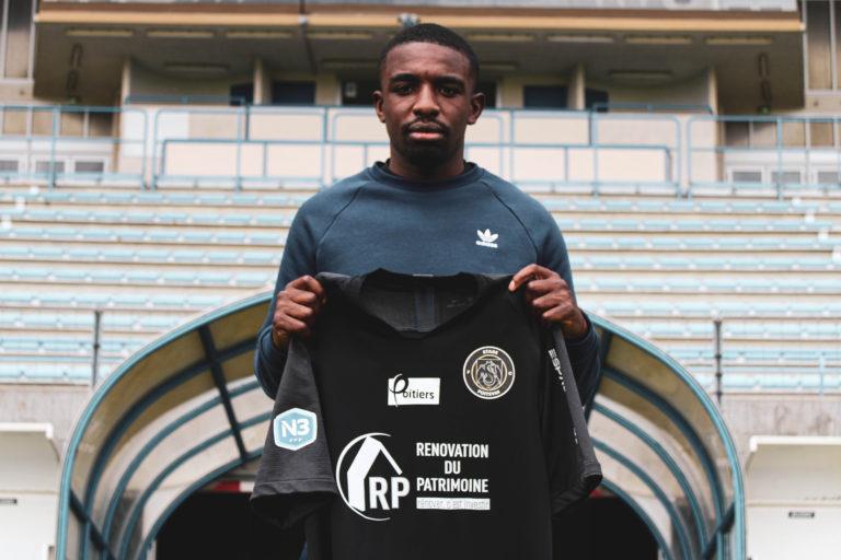 National 3 : Rodney Mazikou rejoint le Stade Poitevin FC
