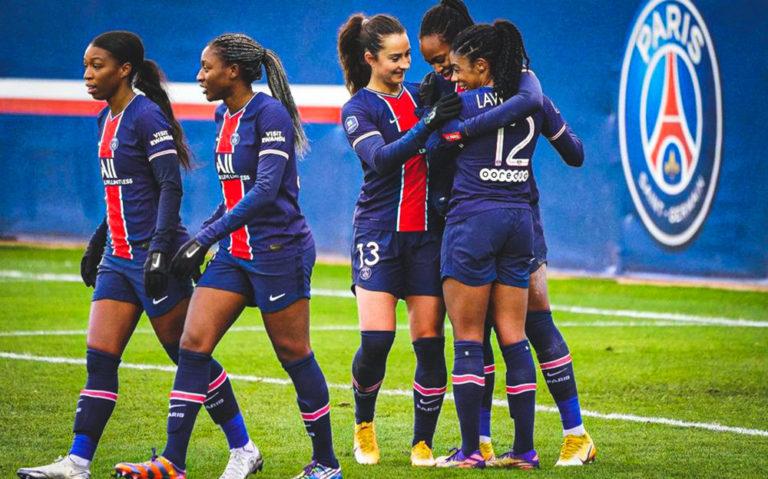 PSG-Bordeaux (Féminines) : Match de gala au Stade Michel Amand