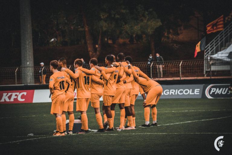 (COUPE DE FRANCE) LES PHOTOS DE CANET RFC – STADE POITEVIN FC