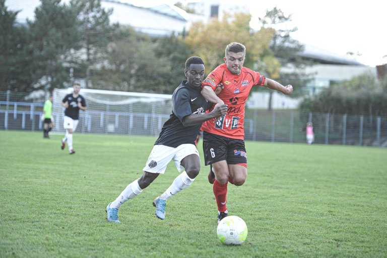 R1 : MATCH NUL CONTRE THOUARS