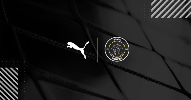 PUMA x Stade Poitevin FC : début d'une nouvelle aventure