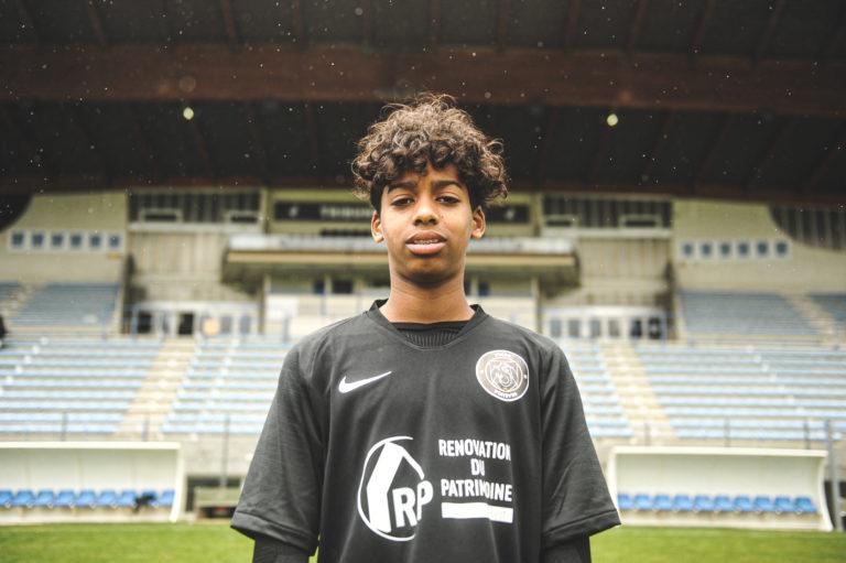 U14 : Kenny Assignon admis au pôle espoir de Châteauroux