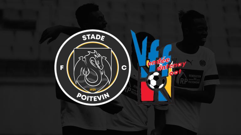 Stade Poitevin FC – Vendée Fontenay Foot