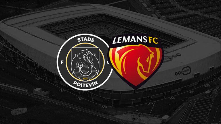Le Mans FC (N1) – Stade Poitevin FC (N3)
