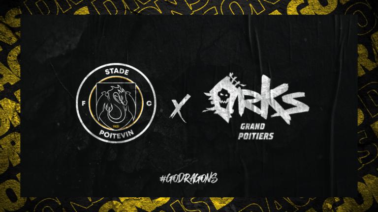 SPFC x Orks GP : L'E-Sport débarque au Stade Poitevin !